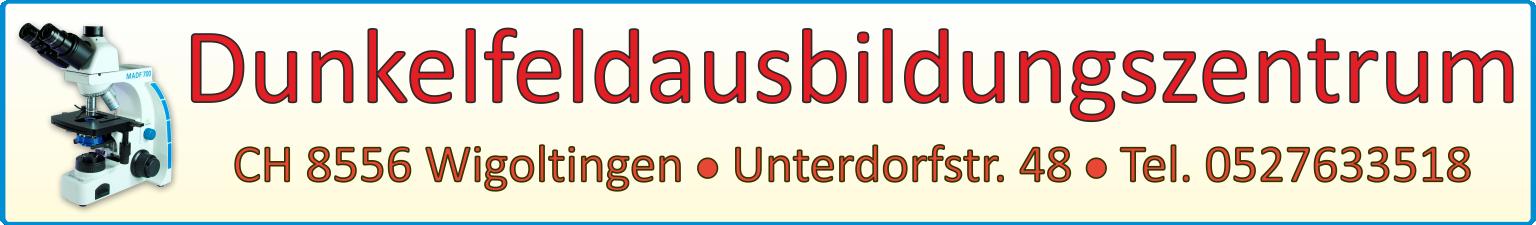 Logo Dunkelfeldausbildungszentrum Schweiz